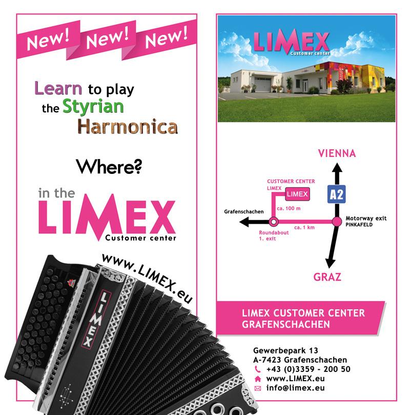 Limex | Harmonika Unterricht