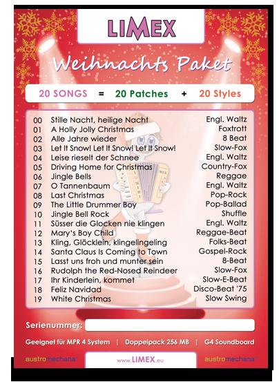Weihnachts Paket